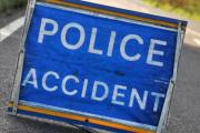 A39 blocked after multi-vehicle accident