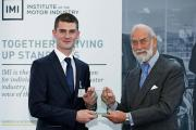 Bridgwater College student wins Motor Industry award