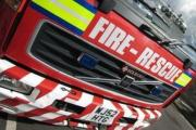 Firefighters deal with tyre blaze in Bridgwater