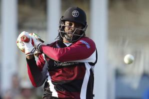 CRICKET: Chris Gayle returning to Somerset for NatWest T20 Blast